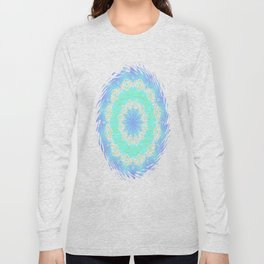 Garlands of Daisies Long Sleeve T-shirt
