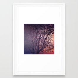 Darkest Hour Framed Art Print