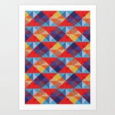 Angletron- Pascal Art Print