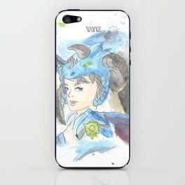 League of Legends - Vayne Watercolour iPhone Skin