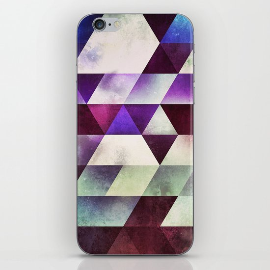 myll fyll iPhone & iPod Skin