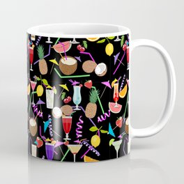 Cocktail party pattern Coffee Mug