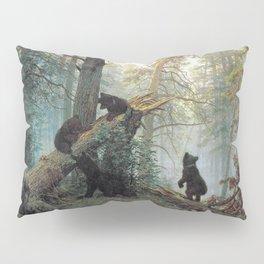Shishkin Ivan Morning in a Pine Forest. Pillow Sham