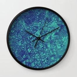 Aquatic Wall Clock