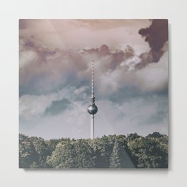 Colourful Berlin Metal Print