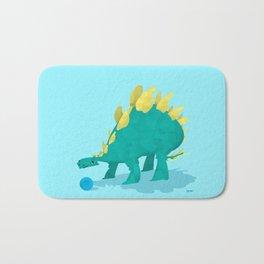 Stegosaurus and his Ball Bath Mat