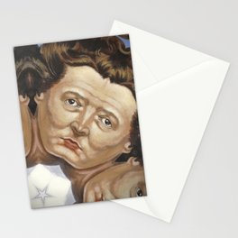 Princess St Queen of Hearts 1 Stationery Cards