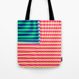Quantum USA Tote Bag