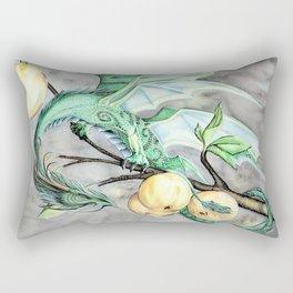 Gardien d'Avallach Rectangular Pillow