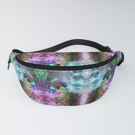 Neurotransmitted Daydreams (Pattern 2) Fanny Pack