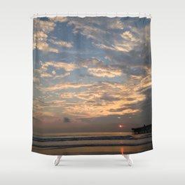 Sunrise On Flagler Beach Shower Curtain