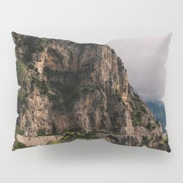 Amalfi Coast Drive II Pillow Sham