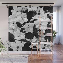 Black & White shade Wall Mural