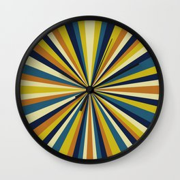 Pinpoint Rays Wall Clock