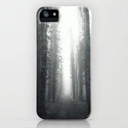 Fog iPhone Case