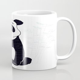 Panda With G Coffee Mug