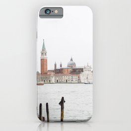 Travel photography | Italy venice | Fine art city iPhone Case
