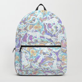 Ring of Angels Pattern Backpack