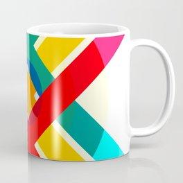 Retro Rocket 25 Coffee Mug