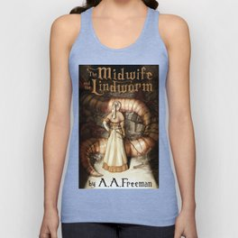 The Midwife and the Lindworm - Title Version Unisex Tank Top