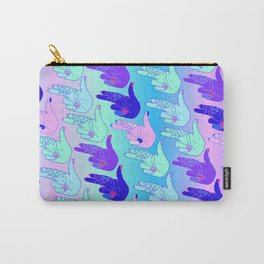 shoot me pattern Carry-All Pouch