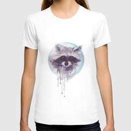 Hello Raccoon! T-shirt