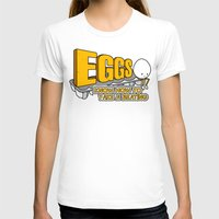 eggs T-shirts featuring Eggs! by Boots