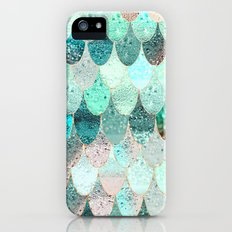 SUMMER MERMAID Slim Case iPhone (5, 5s)