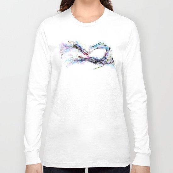 coolsketch121 dancer Long Sleeve T-shirt