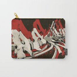 OSSO ROSSO Carry-All Pouch