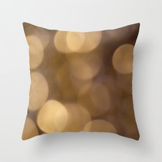 O ~ Abstract Throw Pillow