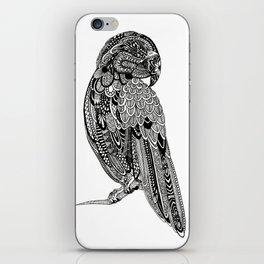 Zentagle Parrot iPhone Skin