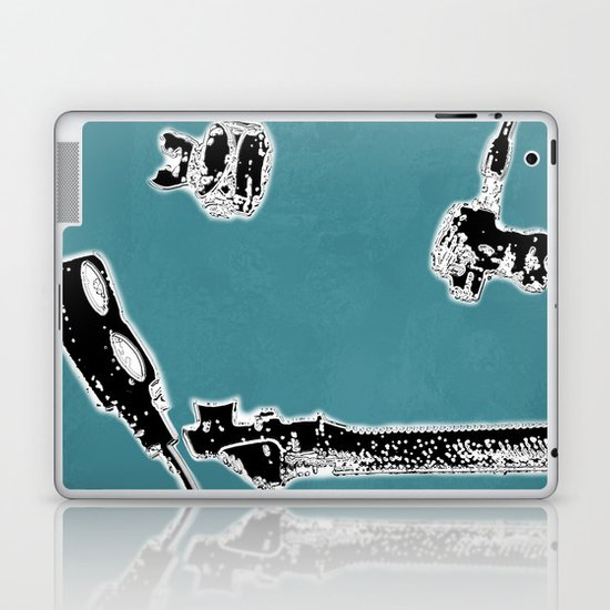 Get Wet Laptop & iPad Skin