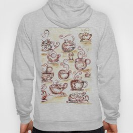 Coffee chatter Hoody