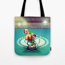 Punch-Out!! Tote Bag