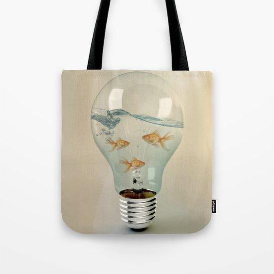 ideas and goldfish 03 by vincepezzaniti