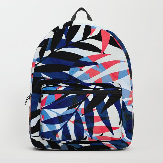 Summer Leaves Backpack