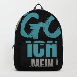 I Am My Own God Saying Backpack