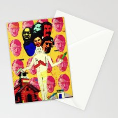 Connect-I-Cut (The 7 Headed Beast) Stationery Cards