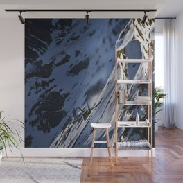 Swiss Alps Wall Mural