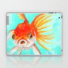 A Goldfish Kind of Day Laptop & iPad Skin