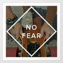 No Fear by breannnene
