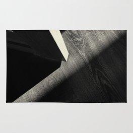 Shadow Light Door Abstract One Rug