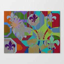 WONDERWORLD 05 Canvas Print