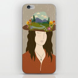Montana On My Mind iPhone Skin