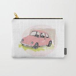VW-Käfer Carry-All Pouch