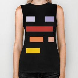 Colored lines #society6 #decor #buyart #artprint Biker Tank