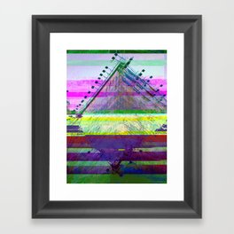 Measure the steps to arrive at this conclusion, 9. Framed Art Print