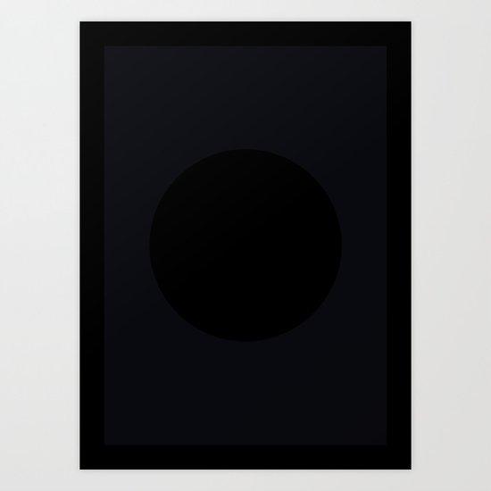 Billiard - Balls Serie Art Print