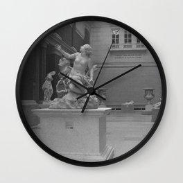 Marble Room 2 Wall Clock